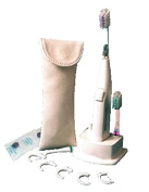 Sensitive Dental Care - Sonic Powered Toothbrush and Floss System