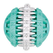 Trixie 32942 Denta Fun Ball Mint Fresh Natural Rubber 7 Cm
