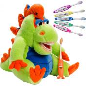 StarSmilez Kids Tooth Brushing Plush- Farley