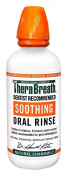 TheraBreath Dentist Recommended Soothing Oral Rinse- Natural Chamomile Flavour, 470ml