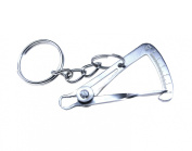 Wittex Germany Keychain Dental Calliper Iwanson