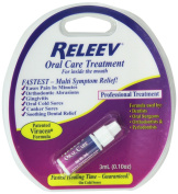 RELEEV Oral Care Treatment, 0.10 Fluid Ounce