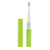 Dazzlepro Travel Sonic Toothbrush, Green