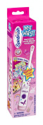 Arm & Hammer Kid's Spinbrush My Way with Glitter Stickers Powered Toothbrush