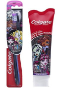 Monster High - Ready...Set...Brush! 2 Piece Set Includes