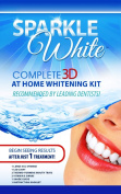 SparkleWhite® Professional Teeth Whitening 3D Whitening At Home Complete System - Professional Results Guaranteed!