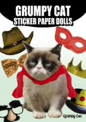 Grumpy Cat Sticker Paper Dolls
