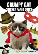 Grumpy Cat Sticker Paper Dolls