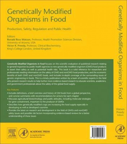 the creation purpose safety regulation and the foods that contains genetically modified organisms 12 mchughen a, smyth s us regulatory system for genetically modified [genetically modified organism (gmo), rdna or transgenic] crop cultivars plant biotechnol j 20086(1):2-12 13 us food and drug administration (fda) statement of policy – foods derived from new plant varieties: guidance to industry for foods derived from new.