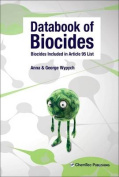Databook of Biocides