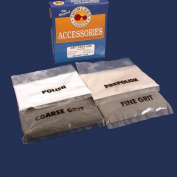 Rock Polishing Grit Pack 350ml