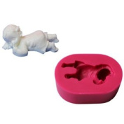 Sleeping Baby Fondant Silicone Mould