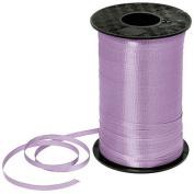 Berwick 1cm Wide by 250 Yard Spool Super Curl Crimped Splendorette Curling Ribbon, Lavender