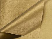 Gold / Gold Metallic Tissue Paper 20 X 30 - 10 Sheets