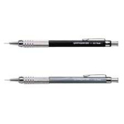 Pentel of America, Ltd. : Graphgear 500 Pencils, Refillable, .5mm, Black -:- Sold as 2 Packs of - 1 - / - Total of 2 Each