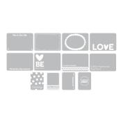 Project Life Confetti Edition Overlays