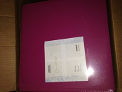 Creative Memories 12x12 12 X 12 True Fuchsia Pink Plumberry Pink Coverset Album
