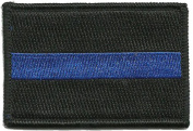 Thin Blue Line Tactical Patch - by Gadsden and Culpeper