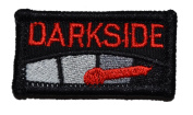 Dark Side Metre - The Anger is Strong in This One 1x2 Military Patch / Morale Patch - Multiple Colours