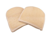 Father's Day Gift Zonman® 2 Pcs Natural Loofah Exfoliation & Wash Mitt Glove