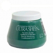 Ultra Sheen 240ml Cond & Hair Dress X-Dry Hair
