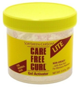 Care Free Curl Gel Lite Activator 340ml Jar
