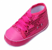 Bigood(TM) Newborn Baby Girl Toddler Sequins Princess Shoes Sneakers