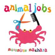 Animal Jobs [Board book]
