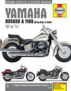 Yamaha XVS650 & 1100 (Drag Star, V-Star) Service and Repair Manual
