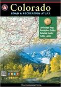 Benchmark Colorado Road & Recreation Atlas, 4th Edition