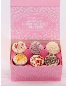Wild Olive Luxury Box of 6 Bath Melts