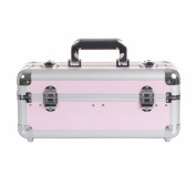 Beauty-Boxes Rimini Pink Cosmetics and Make-up Beauty Case