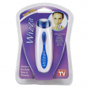 Besmall Electric Epilator Wizzit Tweezers Body Facial Hair Removal Romover for Ladies Women XLPQ42