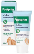 Callus Intensive Foot Cream with Tea Tree Extract and 2% Salicylic Acid - Intensive Repair Action & Reduces Calloused and Dry Skin 50ml