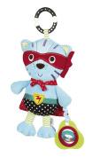 Mamas & Papas Babyplay Super Hero Tiger Toy