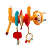 Lilliputiens Tom the Tiger Travelling Toy Attachment