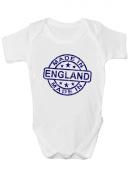 Made in England Baby Vest Sleep Suit Babygrow - 12 - 18 Moths