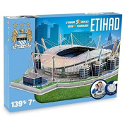 Man City 'Etihad' Stadium 3D Puzzle