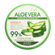 Dabo Aloevera Moisture Soothing Gel No colour No paraben No alcohol 99%