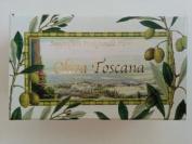Saponificio Artigianale Fiorentino 310ml Italian Artisan Bar Soap Oliva Toscana (Olive Scent) by Saponificio Artigianale Fiorentino