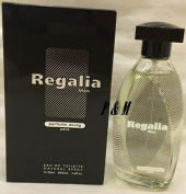 REGALIA BY DERAY COLOGNE FOR MEN 3.4 OZ / 100 ML EAU DE TOILETTE SPRAY
