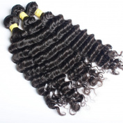 6A Grade Unprocessed Maxglam Hair Brazilian Curly Virgin Hair Weave bundles 3pcs/lot Deep Wave Style No Shedding No Tangle