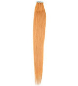 "New Arrival! 20pcsX20"" Tape in Skin Weft Human Hair Extensions Colour"