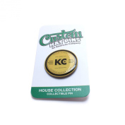 KC Connoisseur Club Hat Pin