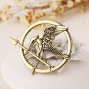 Hunger Games Katniss Everdeen Cosplay Girls Mockingjay Mockingbird Pin Brooch