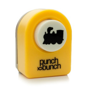 Punch Bunch Small Punch, Train
