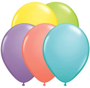 Qualatex 13cm Round Balloons, Sorbet Assortment - Pack of 20