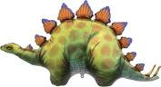 Dinosaur Mylar Balloon - Stegosaurus Balloon - 120cm