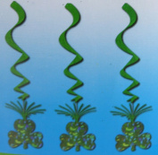 Saint Patrick's Shamrock Streamer Party Decoration