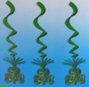 Saint Patrick's Shamrock Streamer Party Decoration